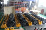 Autorun electric plastic butterfly valve