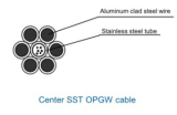 Center SST OPGW Cable