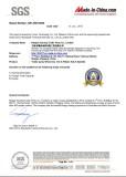 SGS certificate via MIC Page 1