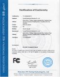 FC Certificate of Body Camera