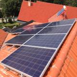 5KW ON GRID SOLAR SYSTEM
