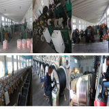 multi pair telephone cable production line