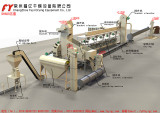 5 sets of DH650 granulation line