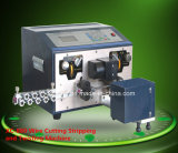 Cable cuting stripping machine