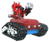 Innovated portable firefighting robot