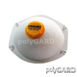 Dust Respirator, 3m Dust Mask Respirator (8511V)