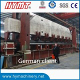 WE67K-1000x6000 cnc hydraulic steel plate bending machine