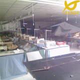 Roof Top Tent Workroom