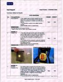 Intertec Testing Report for Kinga Radiator SASO 82/2008 SASO 83/2008 SASO 83/2008