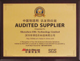 Audited Supplier audited by SGS-CSTC