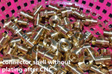 CNC copper shell