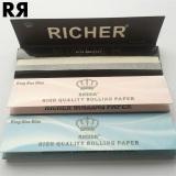 Richer Brand natural gum Cigarette Rolling Paper