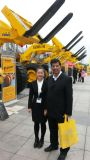 2015 Xiamen International Stone fair ---India Customer