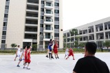 BASKETBALL GAME in XINGYUE