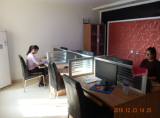 work in the office
