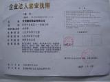 Beautyhair Fashion Registered Certificate