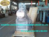 Swz45L Horizontal Sand Mill to Belarus