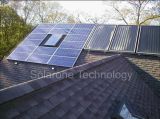 800Wp Housing/Work Solar Power Supply System