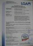 LGA Certificate of Gaslift