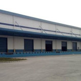 Factory Supply Fast Build Sandwich Panel Steel Structure for Warehouse