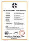 Eco green environment friendly certificate