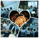 Birthday Party[Mar 25,2013]