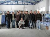 8000-10000BPH bottled water plant in Albania