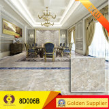 Hot new polished glazed porcelain marble tile floor and wall