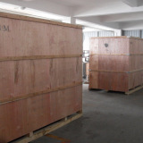 Fumigated Wood Case for Packing Machine