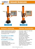 Automatic powder coating equipments and guns catalogue