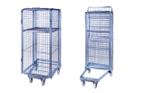 a rolling security cage is all that you need