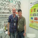 XTSEAO company attend the June 2014 Shanghai Fair?