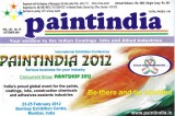 OUR BOOTH INFORMATION on PAINTINDIA2012