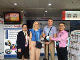 SUNCHINE INSPECTION IN 122nd Canton Fair 17th April 2017