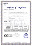 Eeguard the RoHs certificate of Outdoor units