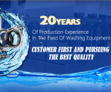 Over 20 Years Laundry Machines Manufacture Experiences