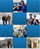 Customers in Tonva factory