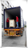 Shipping our voltage stabilizer to Myanmar on Nov.2015