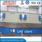 2-WE67K-800/6000 CNC TANDEM HYDRAULIC PRESS BRAKE