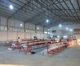 PVC profile factory in Iran