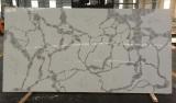 Calacatta 5152 quartz stone slab