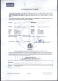 ETL CERTIFICATE of COAXIAL CABLE