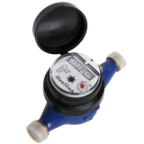 Multi Jet Dry Type Class B Brass Water Meter