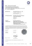 CE Certificates Class 1