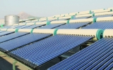 Solar Air Conditioning of Solar Bathing System