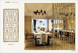 Chinese tradition design with modern style combined excellently