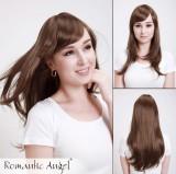 Fashion synthetic wigs,kanekalon ,Tuyokalon,heat resistant fiber, straight,wavy,long,medium,short