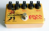 Grand ZVex Fuzz Factory LISTED as 10 BEST Fuzz Guitar Pedals of 2017