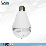 360 Degree Two-Way Talk 960p/1.3MP Home Security Light Bulb Camera