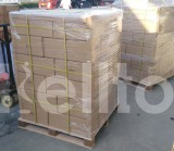 Pallet package for loading